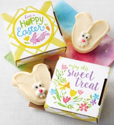 Have a Hoppy Easter Cookie Card