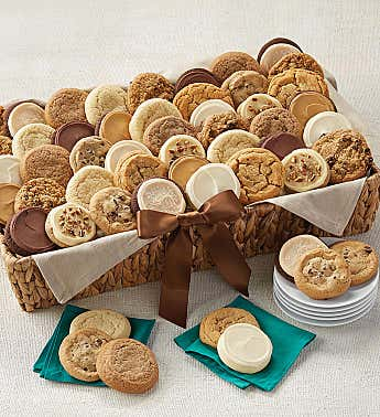 Cheryls Classic Cookie Gift Basket