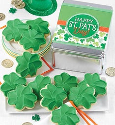 St Patrick39s Day Gift Tin