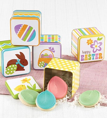 Easter Gift Tin Set