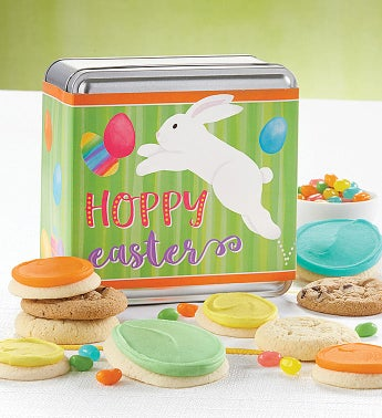 Hoppy Easter Gift Tin