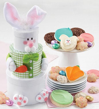Mini Bunny Gift Tower