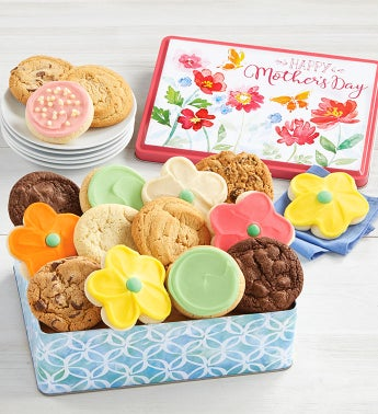 Mother39s Day Gift Tin  Create Your Own Cookie Assortment