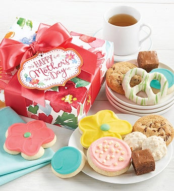 Mother39s Day Treats Gift Box