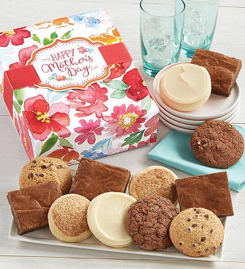 Gluten Free Mother39s Day Cookie and Brownie Gift Boxes
