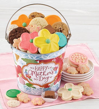Mother39s Day Treats Pail