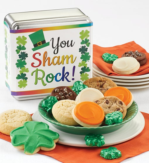 You Sham Rock Gift Tin