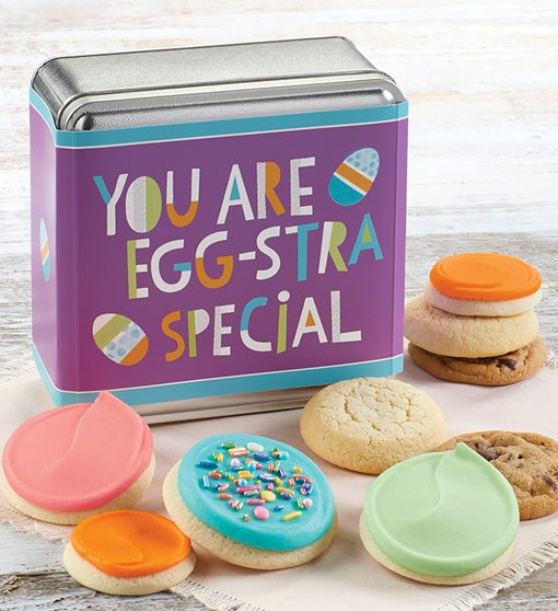Eggstra Special Easter Gift Tin