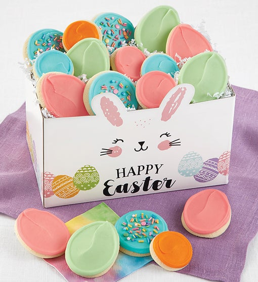 Buttercream Frosted Easter Treats Box