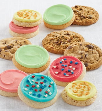 Pre-pay and SAVE Best of the Holiday Cookie Club