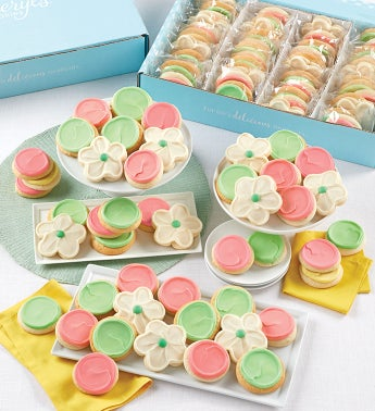 Buttercream Frosted Cut-out Cookies - 200