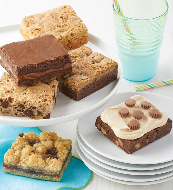 Easter Brownie Sampler