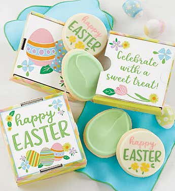Easter 2 pack Cookie Card