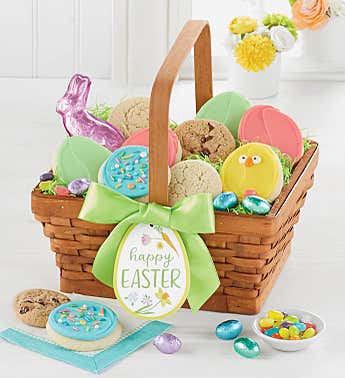 The Ultimate Cheryls Easter Gift Basket – Medium