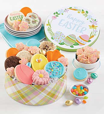 Easter Gift Tins - Treats Assortment