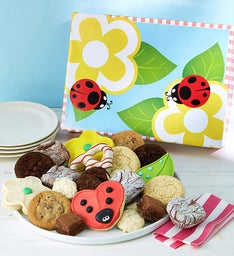 Ladybug Gift Box - Treats Assortment