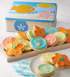 Beachtime Gift Tin - Frosted Assortment