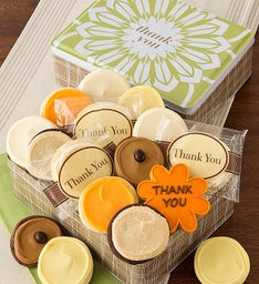 Thank You Gift Tin - Frosted Cookies