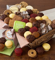 Thank You Dessert Gift Basket
