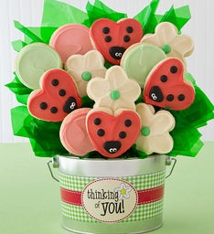 Thinking of You Cookie Flower Pot