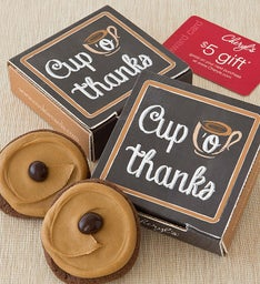 Cup O' Thanks Cookie & Gift Card