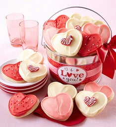 I Love You Gift Pail - Buttercream Frosted Pail