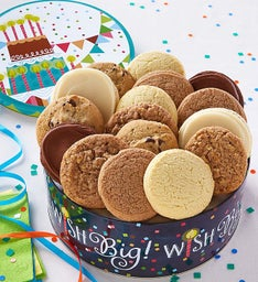 Musical Birthday Sugar Free Gift Tin