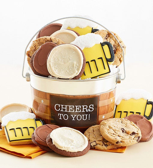 Cheers to You! Cookie Pail
