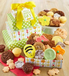 Sunny Day Bakery Gift Tower