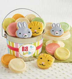 B is for Baby Cookie Pail