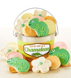 You're One in a Chameleon Cookie Pail