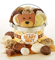 You're Beary Sweet Treats Pail