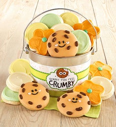 Sorry You Feel Crumby Cookie Pail