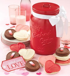 Collector39s Edition Valentine Cookie Jar