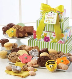 Have a Sunny Day Bakery Gift Tower