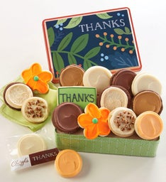 Thank You Gift Tin Frosted Assortment