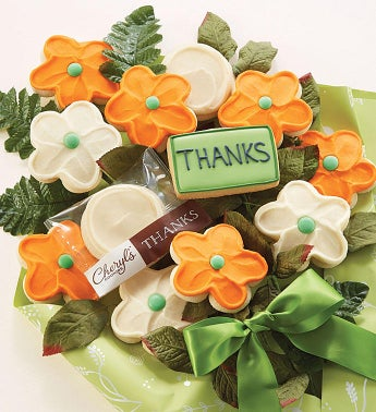 Cookie Flowers® - Thank You Bouquet