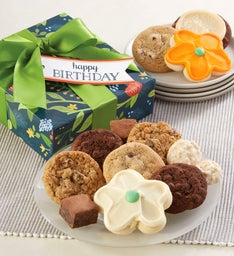 Happy Birthday Botanical Treats Box