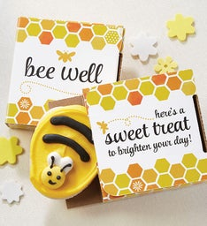 Get well gifts cookie gifts for a speedy recovery get well cookie card negle Choice Image