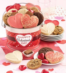 Happy Valentine39s Day Treats Gift Pail