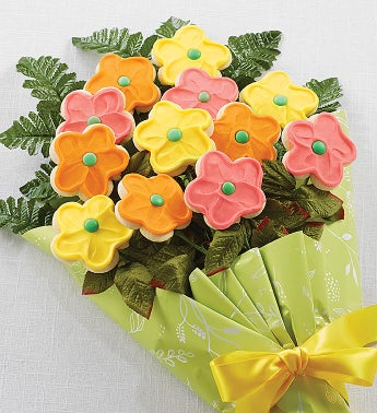 Cookie Flowers - Spring Bouquet