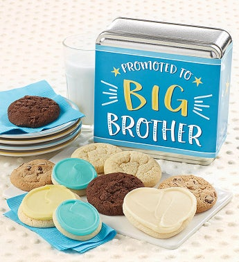 Big Brother Gift Tin