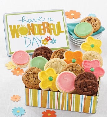 Have a Wonderful Day Gift Tin Create Your Own Assortment