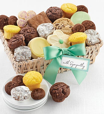 Sympathy Gift Basket Small