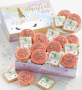 Have a Magical Day Cookie Box