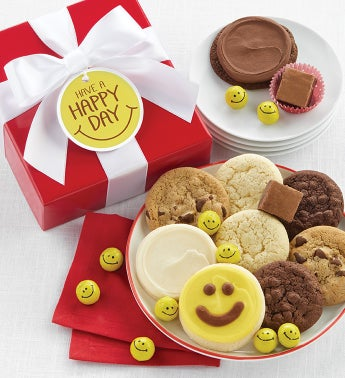 Have a Happy Day Treats Gift Box
