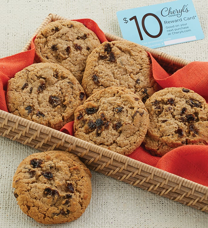 Oatmeal Raisin Cookie Sampler