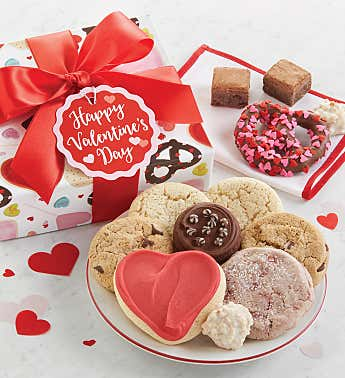 Valentine Treats Gift Box