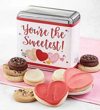 Youre the Sweetest Treats Gift Tin