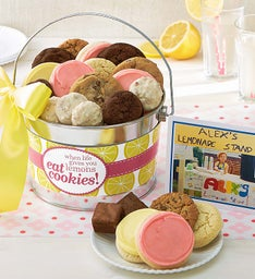 Alex39s Lemonade Stand Treats Pail